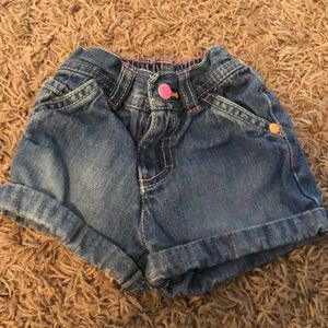 Carter's Baby Denim Shorts